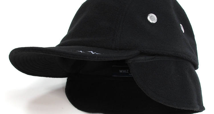 NEW ARRIVAL / WHIZ LIMITED-FLEECE CAP