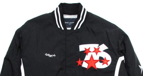 NEW ARRIVAL / WHIZ LIMITED-WARM UP STA JACKET