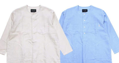 NEW ARRIVAL / WHIZ LIMITED-GAUZE LONG SHIRTS