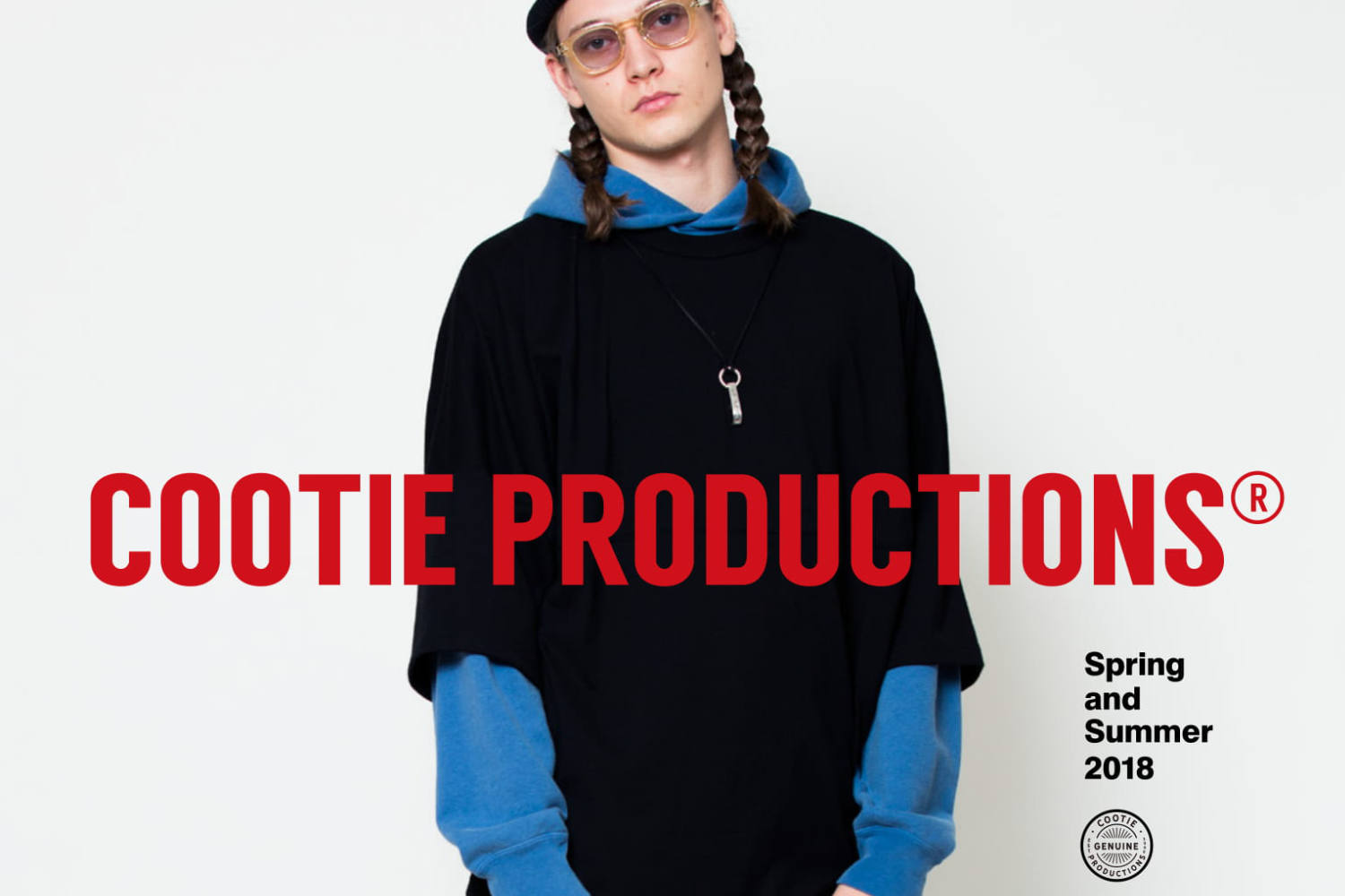 COOTIE 2018 SS COLLECTION