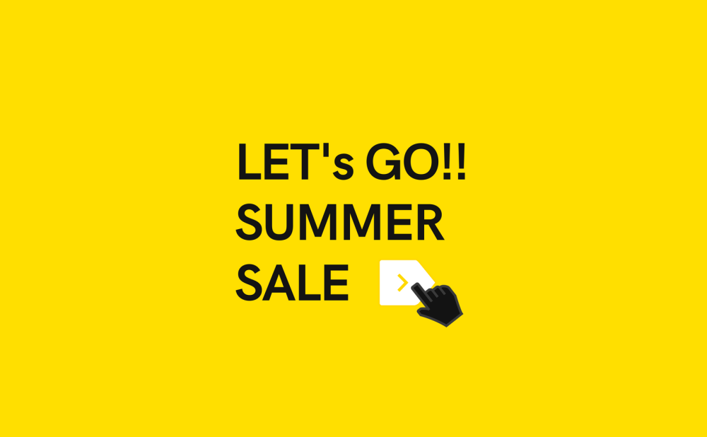 2018 SUMMER SALE 好評開催中です!