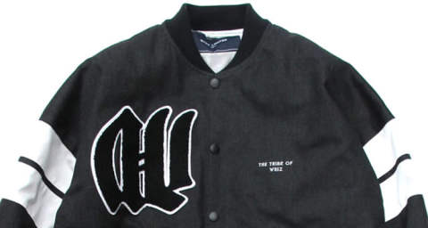 NEW ARRIVAL / WHIZ LIMITED-TRIBE STA JACKET