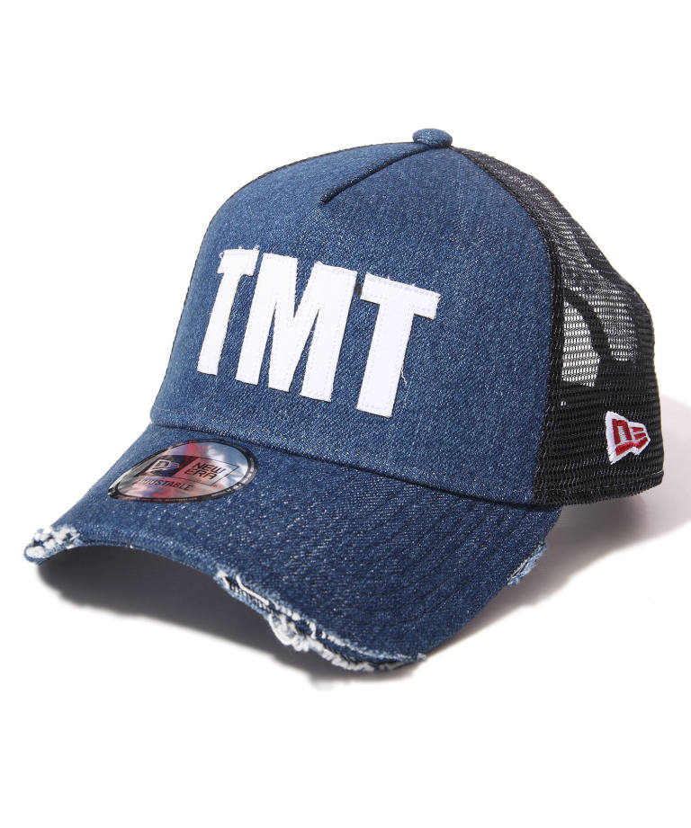 Restock / TMT × NEWERA 940 JAPAN DENIM MESH CAP (TMT)