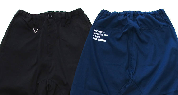 NEW ARRIVAL / WHIZ LIMITED-TEAM PANTS