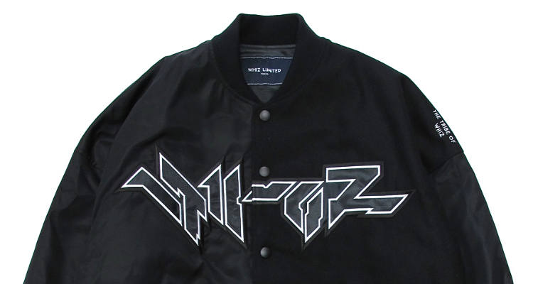 NEW ARRIVAL / WHIZ LIMITED-HACK STA JACKET