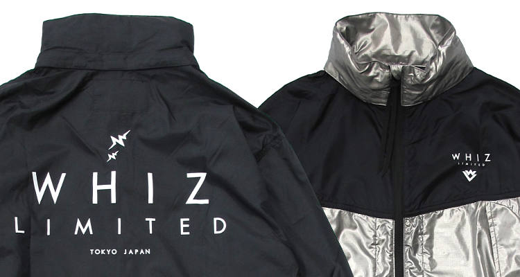 NEW ARRIVAL / WHIZ LIMITED-TRACK JACKET
