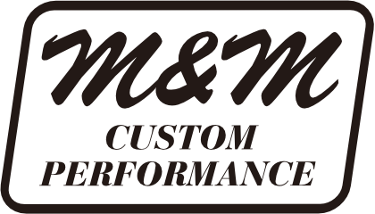 M&M CUSTOM PERFORMANCE / 新作販売告知。