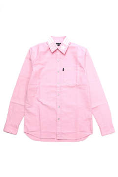 OXFORD SHIRT (PINK)