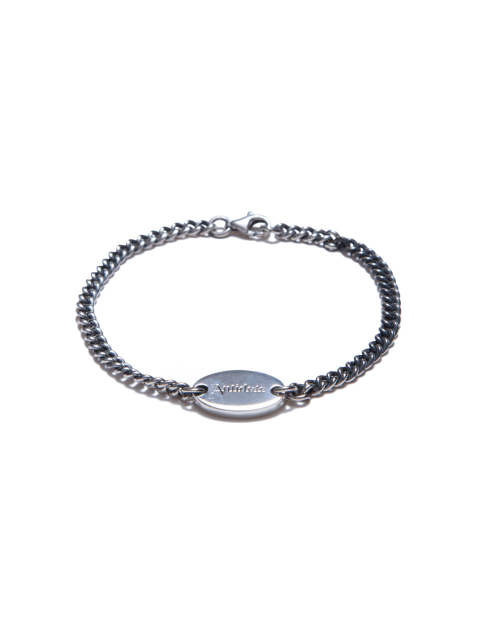 ANTIDOTE BUYERS CLUB / ID BRACELET (SILVER) / IDブレスレット