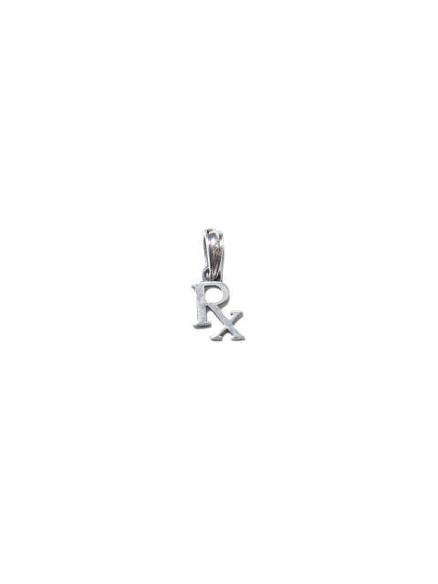 ANTIDOTE BUYERS CLUB / RX PENDANT (SILVER) / RXペンダントトップ