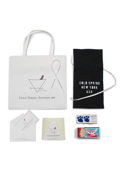 CSA GIFT WRAPPING KIT (MATCH / CHOCOLATE / GIFT WRAPPING) / ギフト ラッピングセット
