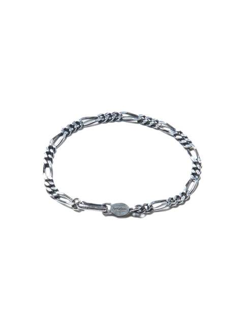 ANTIDOTE BUYERS CLUB / FIGARO CHAIN BRACELET (SILVER) / フィガロチェーン ブレスレット