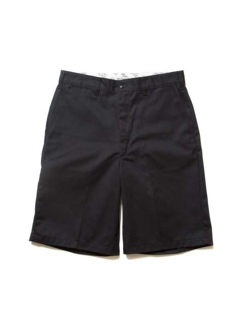 X WIDE SHORTS (BLACK)