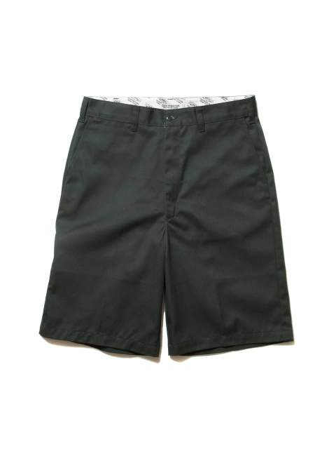 X WIDE SHORTS (GREEN)