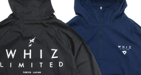 NEW ARRIVAL / WHIZ LIMITED-ANORAK