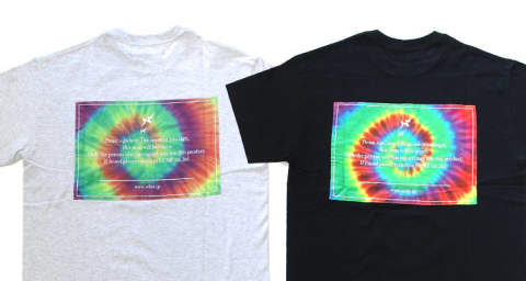 NEW ARRIVAL / WHIZ LIMITED-TIE DYE T SHIRTS