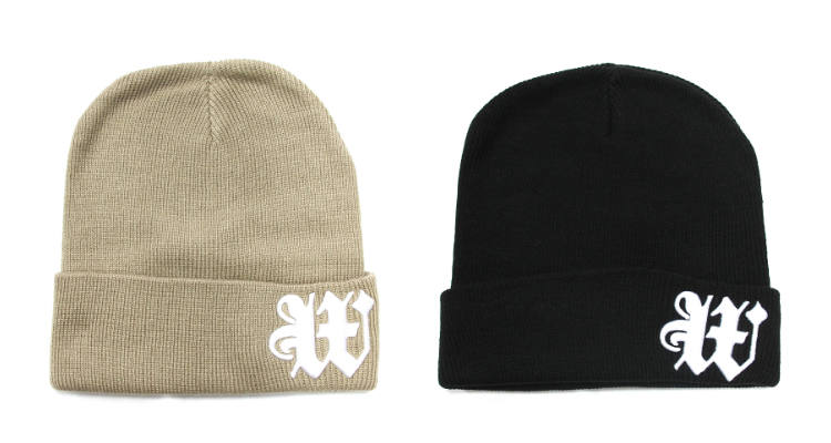 NEW ARRIVAL / WHIZ LIMITED-W KNIT CAP