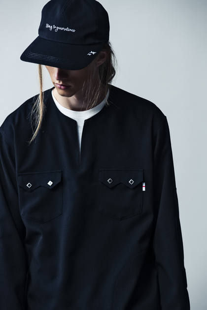 WHIZ LIMITED 2018 AW COLLECTION / SCREEN